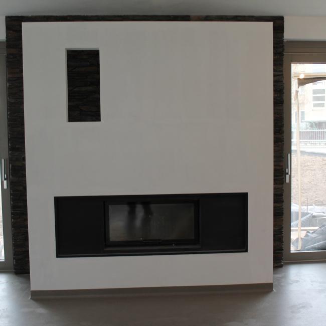 1145 realizace teplovodního krbu Hoxter HAKA 89/45Wh